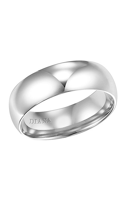 Diana Wedding band 11-LDIR70PD-G product image