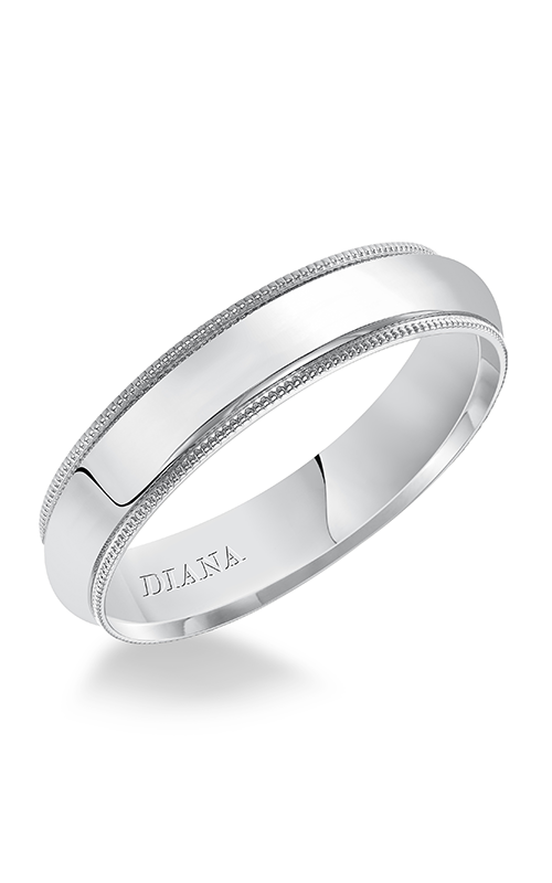 Diana Wedding band 11-LDM030P-G product image