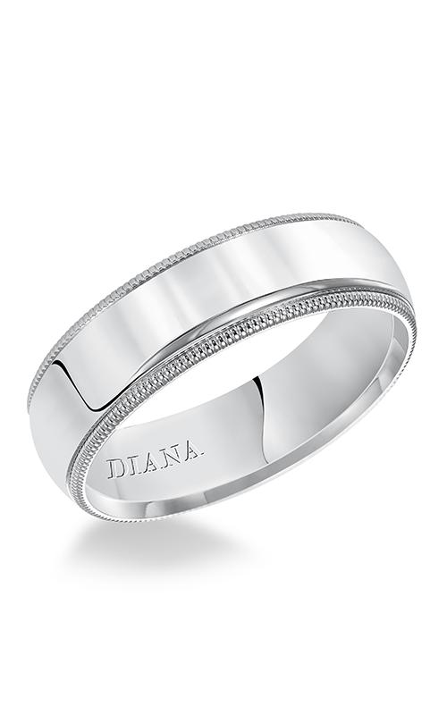 Diana Wedding band 11-LMIR075P-G product image