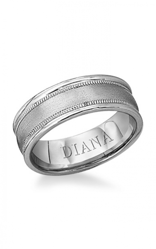 Diana Wedding band 11-N7012-G product image