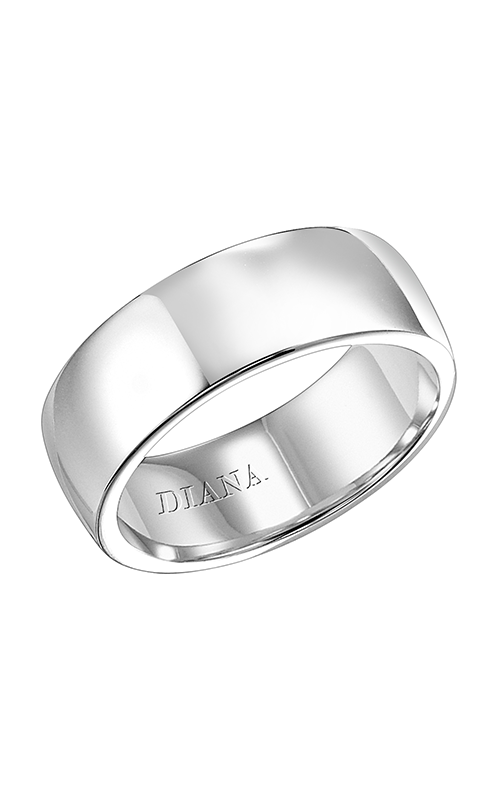 Diana Wedding band 11-NEIR080F-G product image