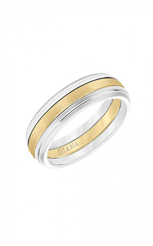 Diana Wedding band 11-N8733WY65-G product image