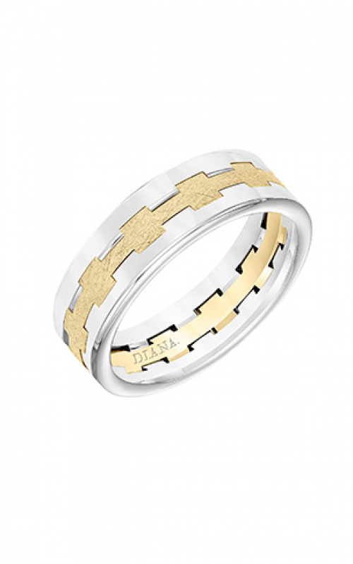 Diana Wedding band 11-N8735WY65-G product image
