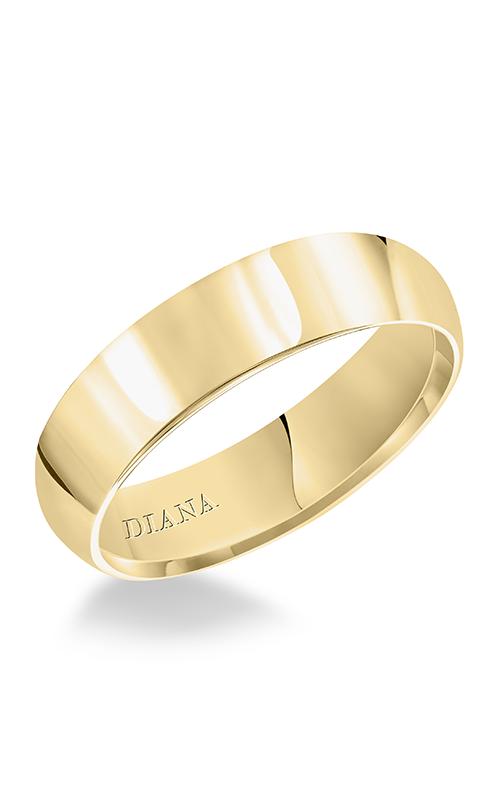 Diana Wedding band 01-FIR060-G product image