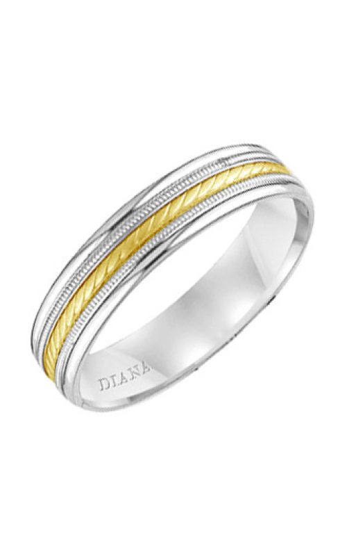 Diana Wedding band 11-N6799-G product image