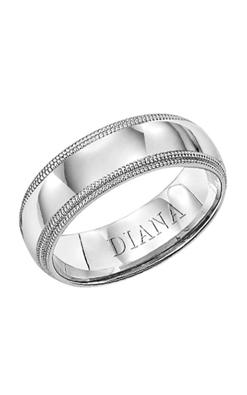 Diana Wedding band 11-N6807W-G product image
