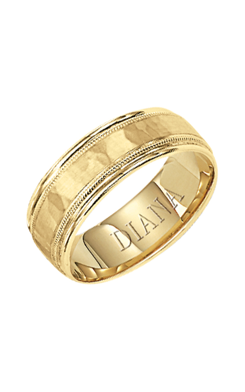 Diana Wedding band 11-N7024-G product image