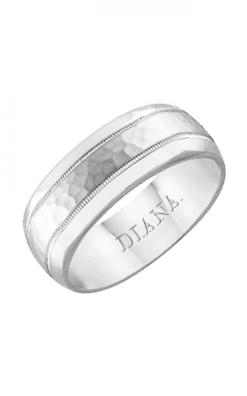 Diana Wedding band 11-N7519W-G product image