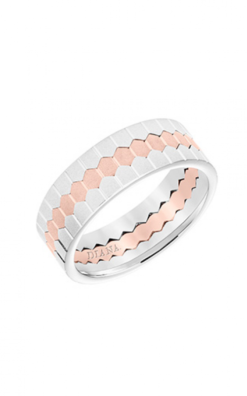 Diana Wedding band 11-N8738WR7-G product image