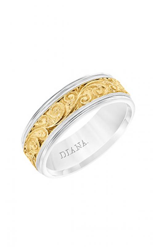Diana Wedding band 11-N1041-G product image