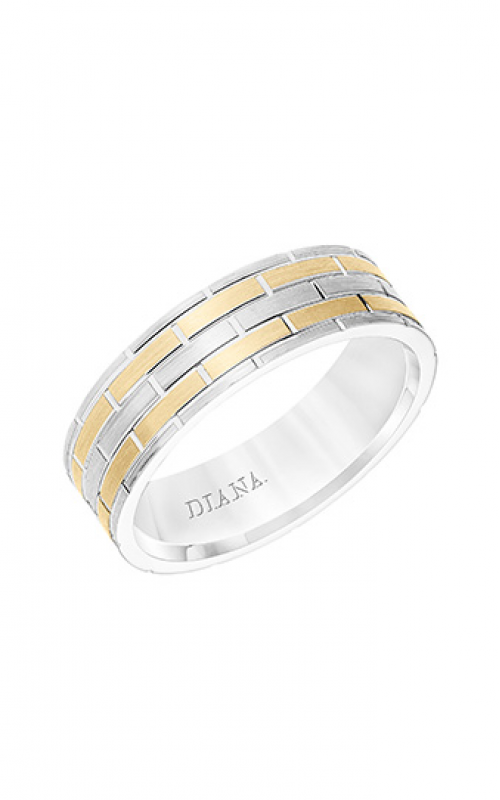 Diana Wedding band 11-N8775WY65-G product image