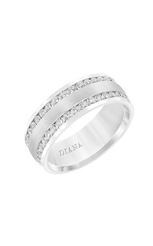 Diana Wedding band 22-N8777W100-G product image