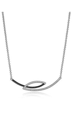 Elle Tuxedo Necklace N0828 product image