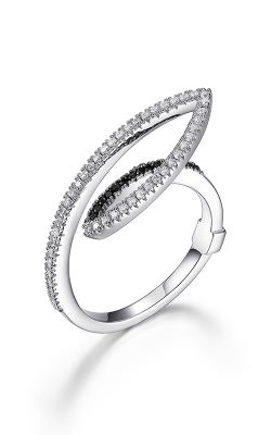 Elle Tuxedo Fashion ring R03896 product image