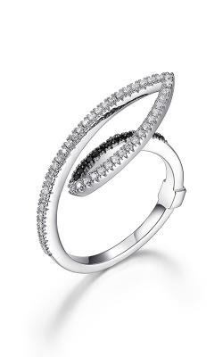 Elle Tuxedo Fashion ring R03898 product image