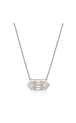 Elle Lattice Necklace N0875 product image