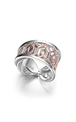 Elle Lattice Fashion ring R04098 product image
