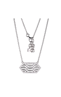 Elle Lattice Necklace N10044WZ17 product image