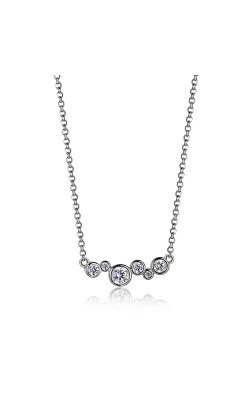 Elle Bubble Necklace N10028WZ16 product image