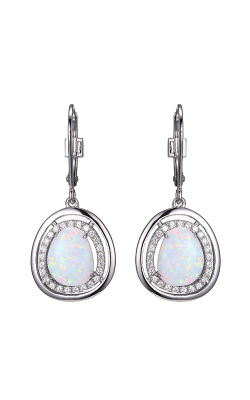 Elle Halo Earrings E10123WOP product image