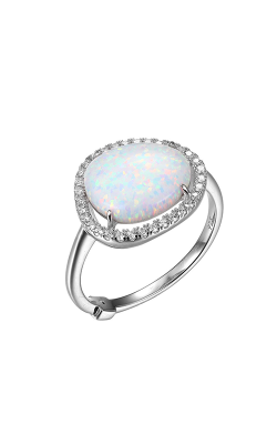 Elle Halo Fashion ring R10104WOP8 product image