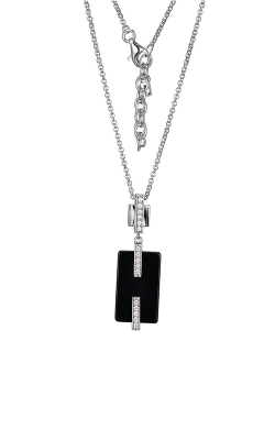 Elle Midnight Necklace N10153WBX28 product image