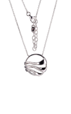 Elle Moon Shadow Necklace N10142WZ18 product image