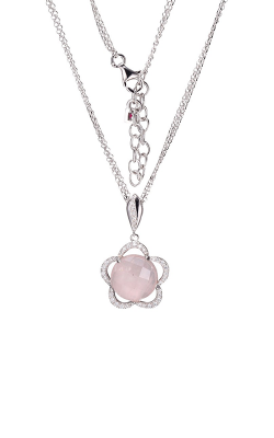 Elle Rose Necklace N10016WRQ18 product image