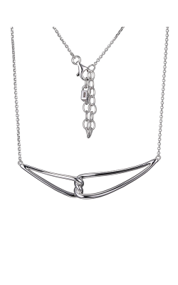 Elle Swirl Necklace N10110W16 product image
