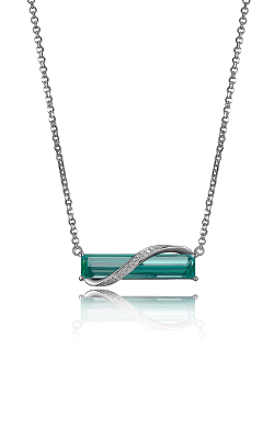 Elle Bold Revolution Necklace N10059WGQ17 product image
