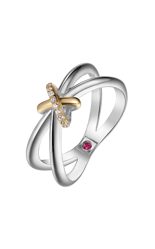 Elle Duet Fashion ring R01796 product image