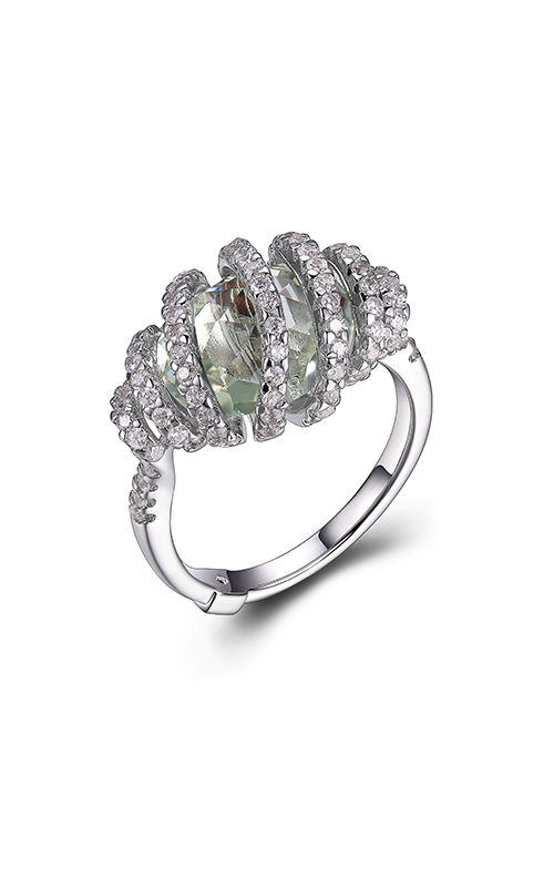Elle Spiral Fashion ring R03696 product image