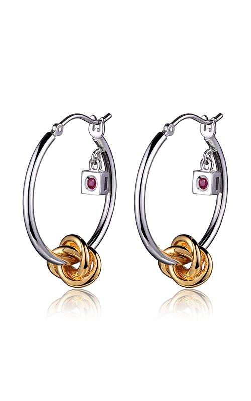 Elle Trefoil Earring E0803 product image