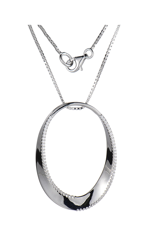 Elle Sleek Necklace N0670 product image