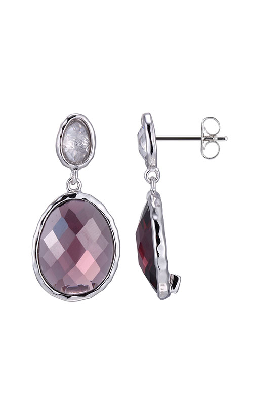 Elle Fire & Ice Earring E0799 product image