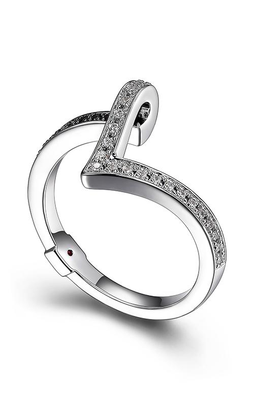 Elle Tuxedo Fashion ring R03906 product image
