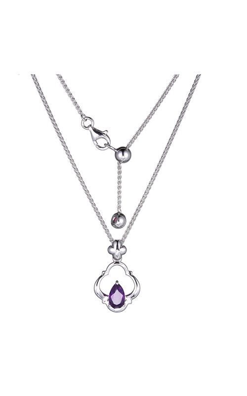 Elle Compass Rose 2.0 Necklace N0856 product image