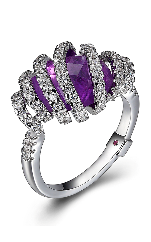 Elle Spiral Fashion ring R03618 product image