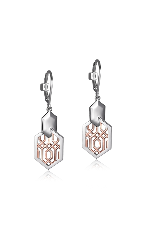 Elle Lattice Earring E0967 product image