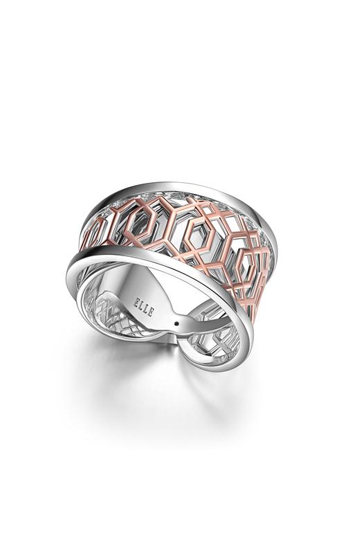 Elle Lattice Fashion ring R04097 product image