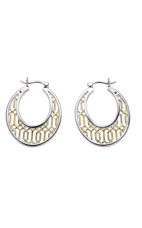 Elle Lattice Earring E10043YW product image