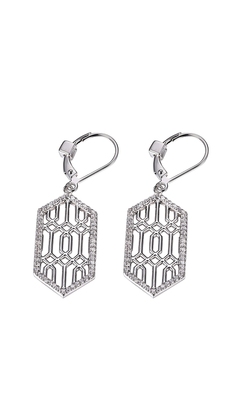 Elle Lattice Earring E10044WZ product image