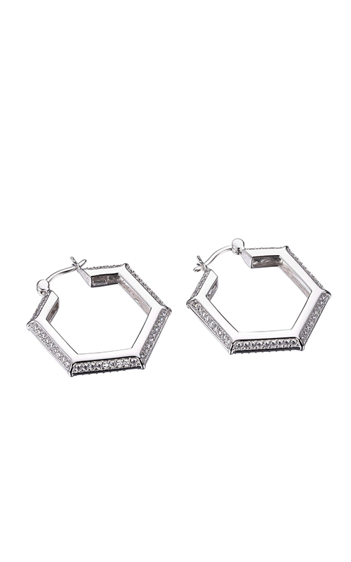 Elle Cadre Earring E10049WZ product image