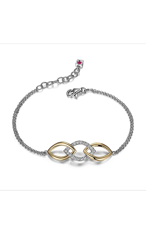 Elle Wave Bracelet B10005YWZ product image