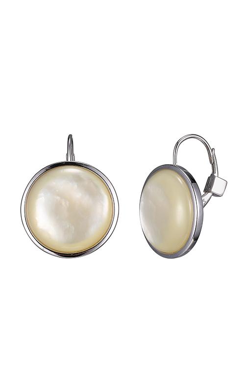 Elle Logo Earrings E10111WMP product image