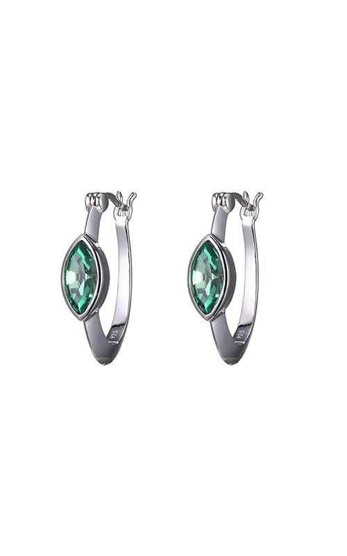 Elle Logo Earrings E10136WVG product image