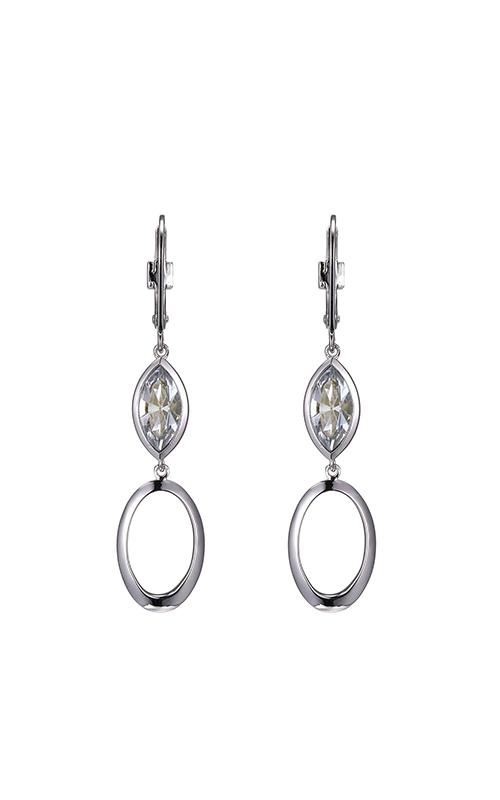 Elle Logo Earring E10137WVB product image