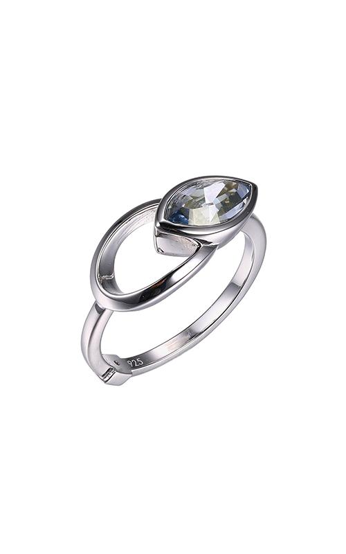 Elle Logo Fashion Ring R10136WVB6 product image