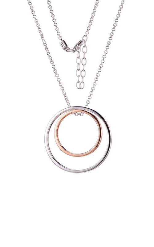 Elle Modern Necklace N10139RW30 product image