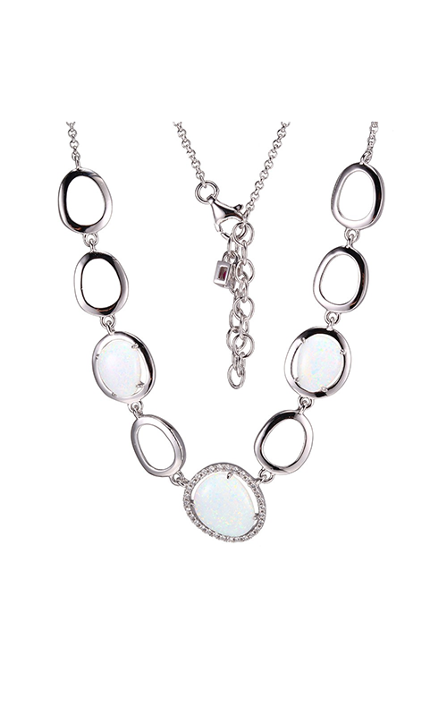 Elle Halo Necklace N10121WOP16 product image